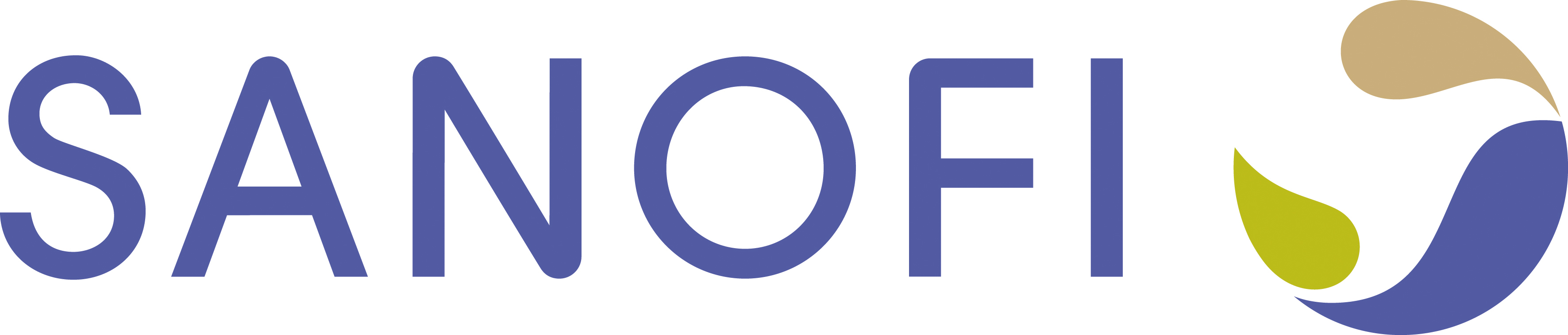 SANOFI Logo Horizontal 2011 4colors